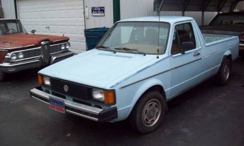 1982 volkswagen rabbit pickup diesel truck for sale in amelia ohio